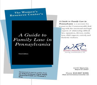 A Guide to Family Law in PA